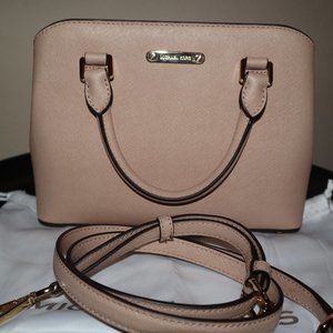 michel kors mini satchel